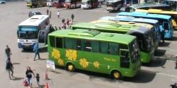 Gratis !! Ongkos Bus Bakauheni-Rajabasa Pada Lebaran 2016