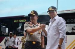 Operasi Green Line, Menhub Berharap Masyarakat Beralih Ke Angkutan Massal