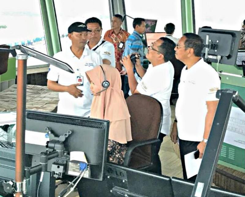 Airnav-INACA Sinergi Tingkatkan Kualitas