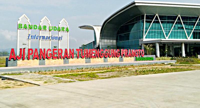 Bandara APT Pranoto Samarinda Akan Ditutup Sementara Waktu