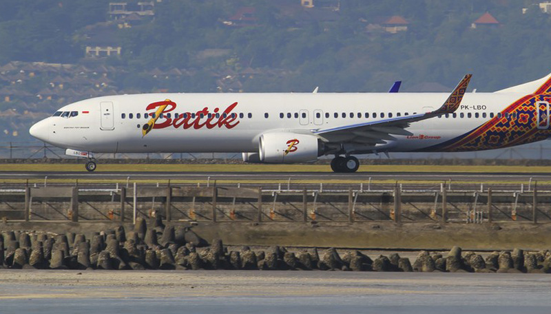 Batik Air Klarifikasi Tentang Boarding Pass Penerbangan ID-6183
