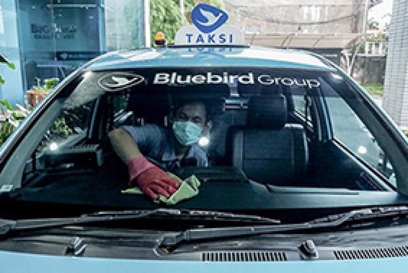 Blue Bird Pastikan Fasilitasi Tenaga Medis