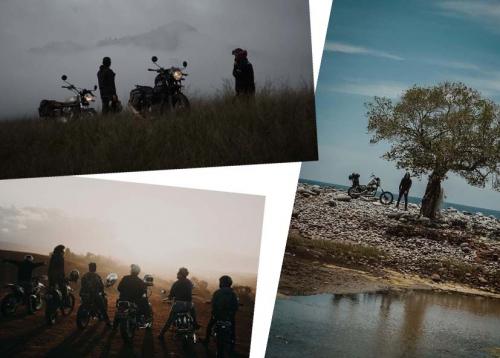 Cerita Sepeda Motor Lewat Lensa Fotografer Terkenal
