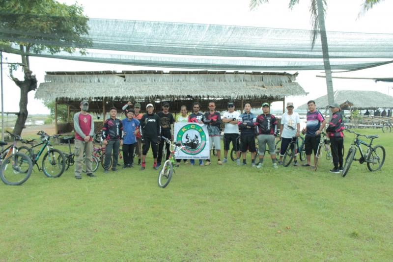 CFD Ditutup, KGP Gowes ke Pinggiran Jakarta