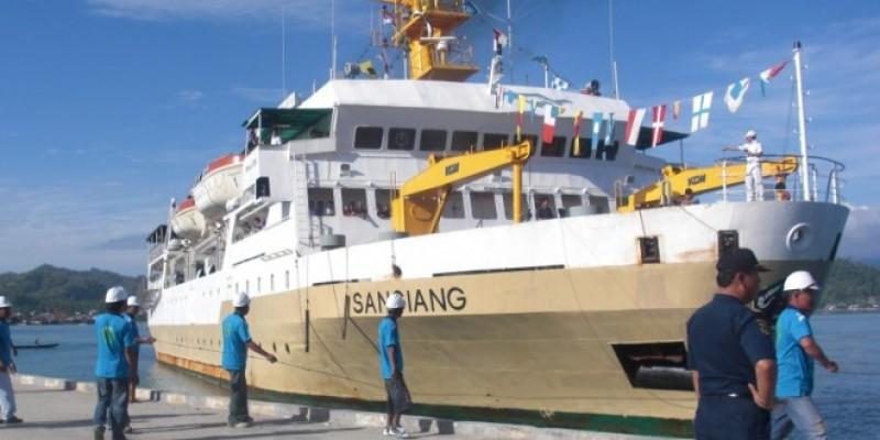 Dirjen Perhubungan Laut Gelar Uji Petik Kapal Penumpang