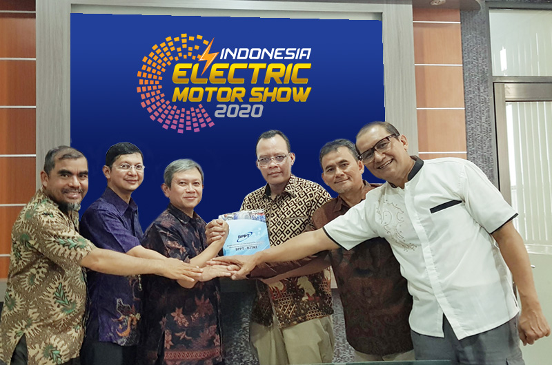 Event Indonesia Electric Motor Shows 2020 Siap Dihelat