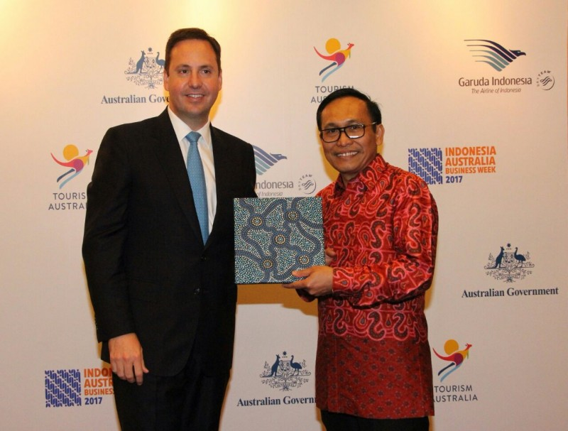 Garuda Indonesia Targetkan 650 Ribu Penumpang Di Tahun 2017