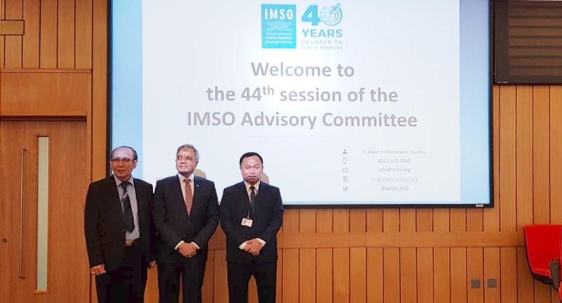 Hadiri Sidang AC IMSO, Indonesia Sambut Rencana Audit NDC LRIT