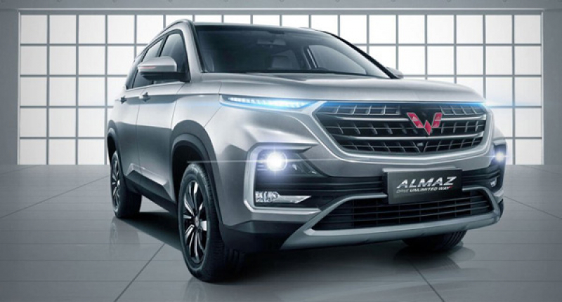 Hadirkan Smart Technology SUV, Wuling Almaz Sabet Car of the Year 2019