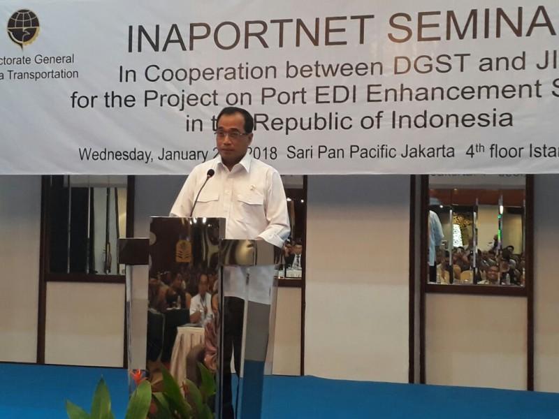 Indonesia-Jepang Tingkatkan Kerjasama Implementasi Inaportnet