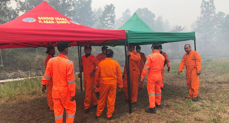 Kabut Asap di Kalimantan dan Sumatera, Operasional Bandara Masih Normal