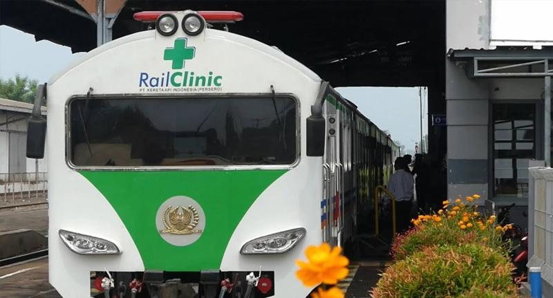 KAI Tambah Rail Clinic