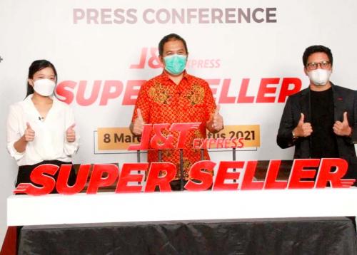 Keren, J&T Express Adakan Program Kompetisi dan Inkubator Bisnis Bagi Mahasiswa