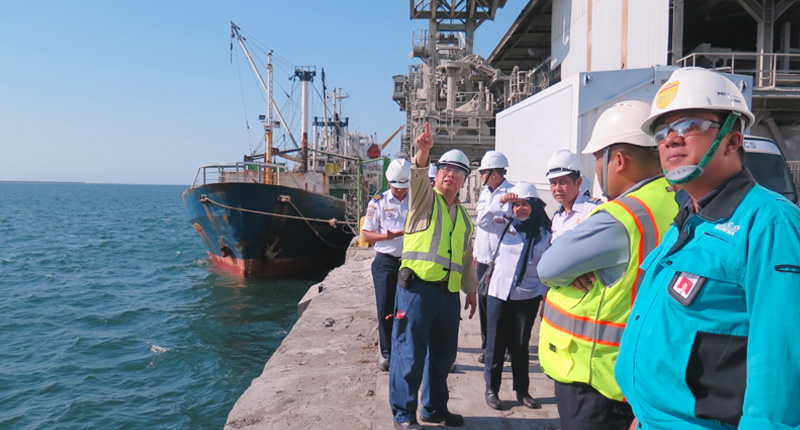 Kolaborasi Australia, Tingkatan Kapabilitas di Pelabuhan Makassar