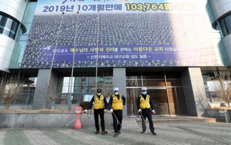 Korea Selatan Level Merah Virus Corona, Kemenlu: WNI Harap Hati-Hati