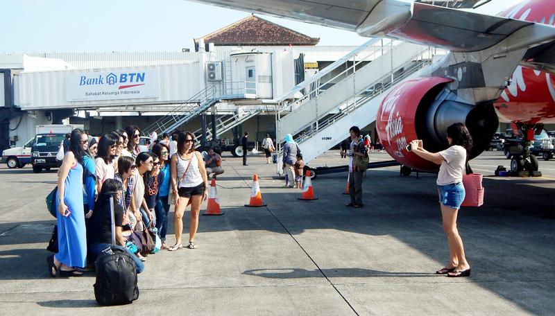 Libur Nataru, Bandara I Gusti Ngurah Rai Alami Lonjakan Penumpang Tertinggi