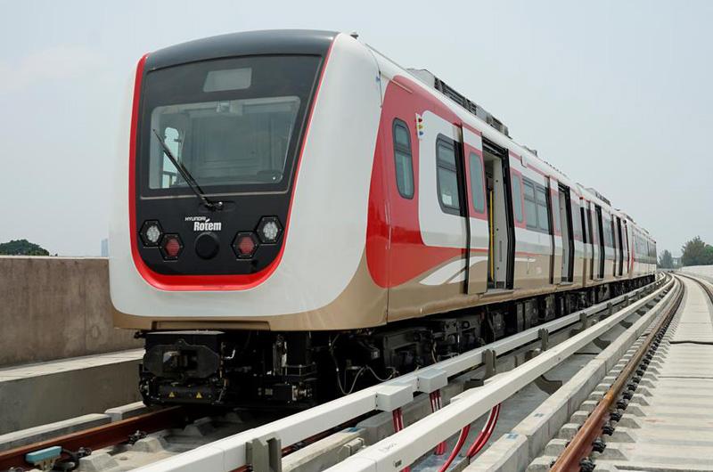 LRT JABODEBEK Siap Beroperasi Akhir 2021