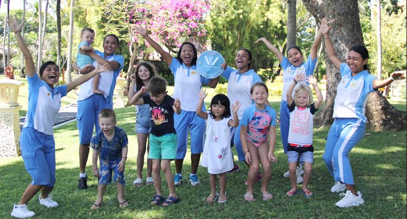 Melia Bali Umumkan Akreditasi Worldwide Kids