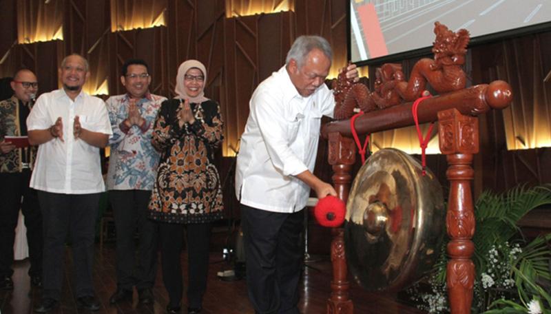 Menteri PUPR Dorong ATI Bersinergi di Industri Jalan Tol