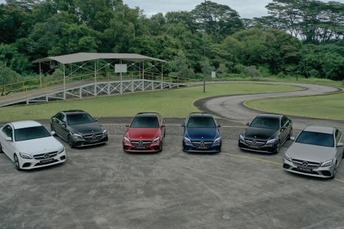 Mercedes-Benz C-Class Final Edition Resmi Mengaspal di Indonesia