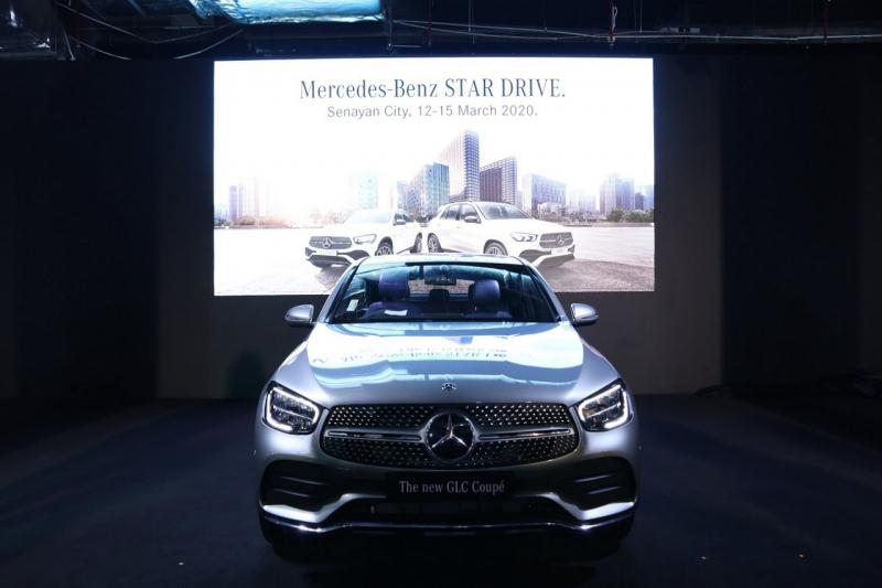 Mercedes-Benz Pamerkan Mobil Anyar di Star Drive 2020