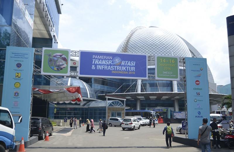 Pameran Transportasi & Infrastruktur Indonesia 2017 Segera Digelar