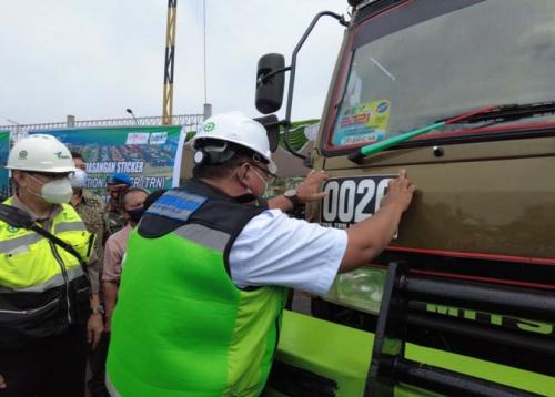 Pelabuhan Makassar Lakukan Pemutakhiran Data TRN