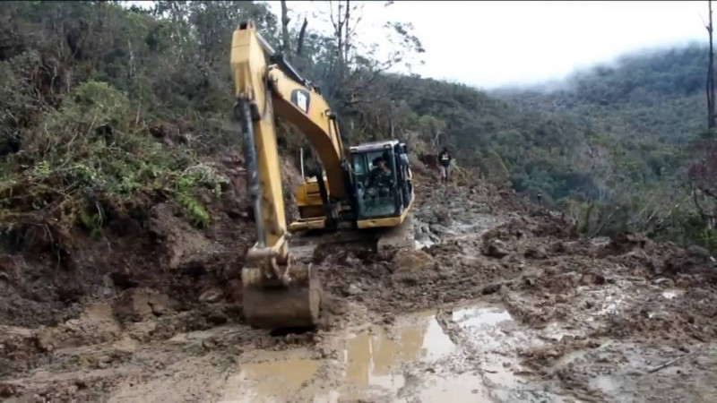 Pemerintah Bertekad Menghubungkan Provinsi Papua dan Papua Barat