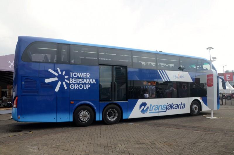 Pemprov DKI Targetkan 40 Bus Tingkat Pariwisata Di 2016