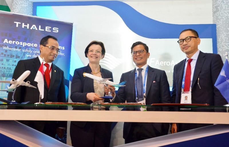 Perkuat Bisnis, Garuda Indonesia Group Sepakati Kerja Sama Strategis