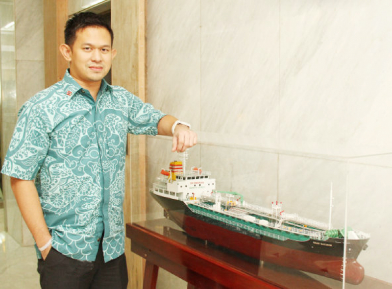 PT Samudera Indonesia Tunjuk Bani Maulana Mulia Jadi Nahkoda Baru