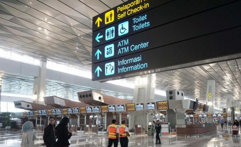 Rute Internasional Mulai Pindah ke Terminal 3
