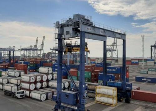 SCI: Jasa Logistik Berpeluang Penting Sebagai Konsolidator