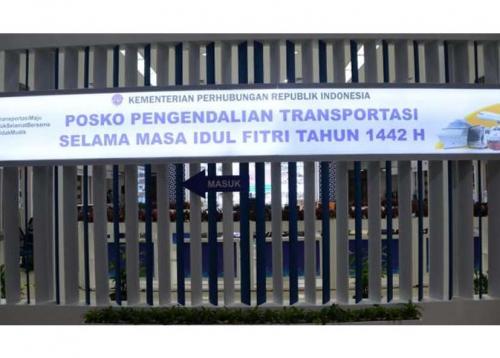 Sebanyak 14.751 Penumpang Melakukan Perjalanan Non Mudik Di 14 Simpul Transportasi Utama