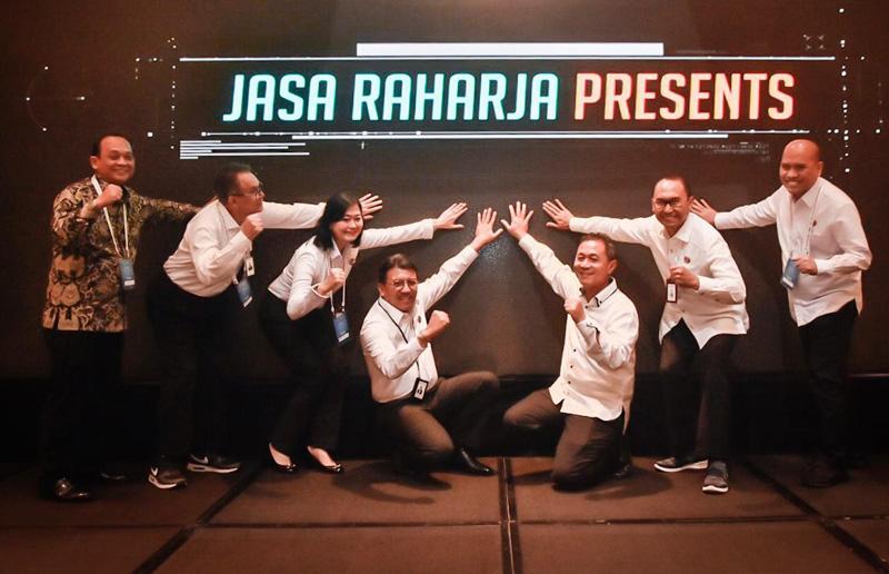 Songsong Revolusi Indonesia 4.0, Jasa Raharja Rangkul Kaum Millenial