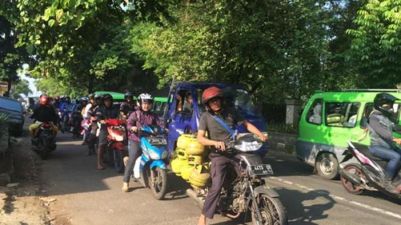 Survei Waze: Kota Bogor Terburuk Bagi Pengendara