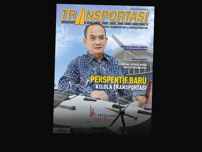 Telah Terbit Majalah Transportasi Indonesia Edisi 032