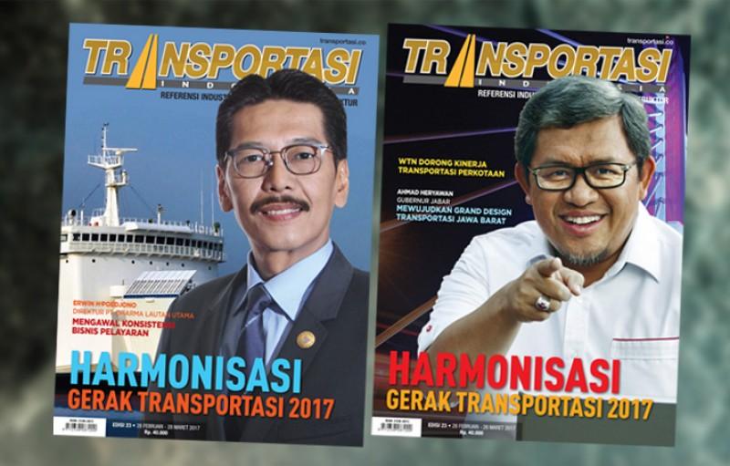 TELAH TERBIT Majalah Transportasi Indonesia Edisi 23