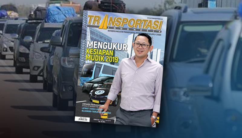 Telah Terbit Majalah Transportasi Indonesia Edisi Terbaru