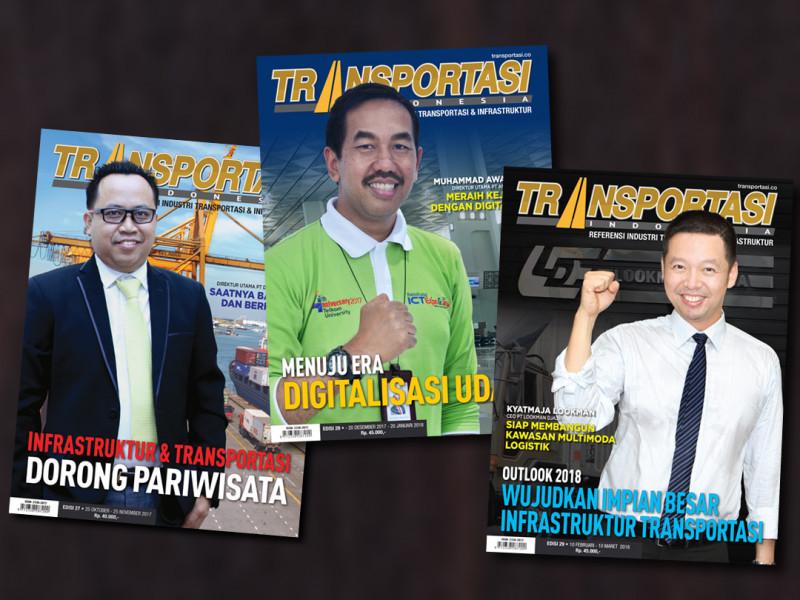 Tentang  Majalah Transportasi