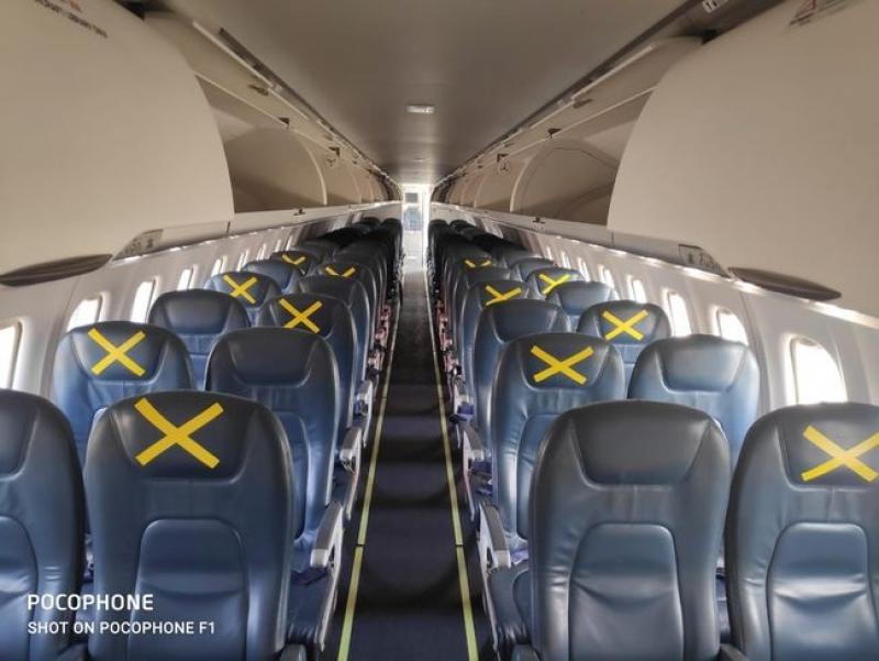 Terdampak Covid-19, Masa Depan Industri Penerbangan Bisa Suram