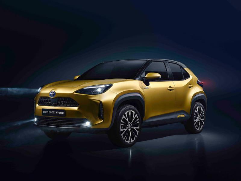 Toyota Yaris Cross Memulai Debut Dunia Sebagai SUV Kompak Toyota