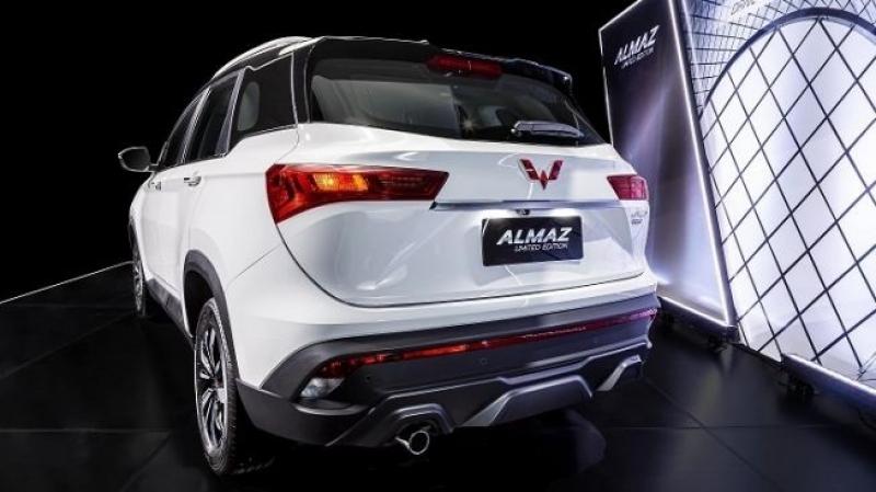 Wuling Almaz Limited Edition Resmi Mengaspal di Indonesia