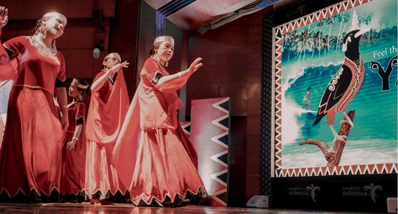 Ya'ahowu Nias Festival 2019 Jaring Wisatawan Milenial